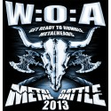 Rockstad: Falun arrangerar Wacken Metal Battle 2013