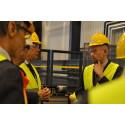 Olje- og energiminister på besøk hos FMC Technologies