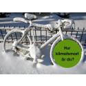 Vintercykla med Klimatsmart vardag!