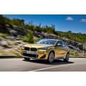 BMW X2: urbaani ja urheilullinen neliovinen coupé
