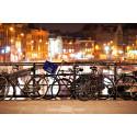 Amsterdam på sykkel