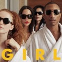 "PHARRELL WILLIAMS TO RELEASE  NEW ALBUM ""G  I  R  L"" MONDAY, MARCH 3  OSCAR-NOMINATED ""HAPPY"" A WORLDWIDE SMASH"