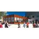 Klart för nya lokaler för restaurangskolan på Kungsmadskolan