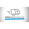 NetOnNet förlänger ordertiden för expressleveranser