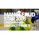 Manglerud Star ishockey ble den siste ukesvinneren av Grasrotprisen 2017