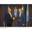 VRE Education inleder samarbete med Försvarsmakten