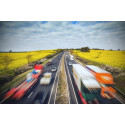 Costain to take part in UK's first HGV platooning trial