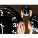 Det ligger i tiden – en vandringsutställning om tid.
