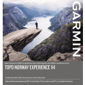 Topo Norway Experience v4 - detaljert topografisk kart 1:50 000 for kompatible Garmin enheter og PC/Mac