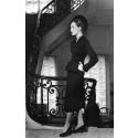 Dior, Paris 1949. Foto Kerstin Bernhard, Nordiska museet.