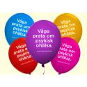 MrsHyper som gruppledare för nya talare inom Hjärnkoll Uppsala län