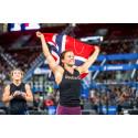 Kristin Holte vant denne helgen CrossFit Regionals!
