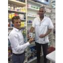 Enzymaticas förkylningsspray lanserad i Sydafrika