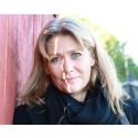 Ann-Sofie Kylin i pjäsen Guldfiskar