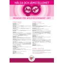 Tema hälsa och jämställdhet vid årets Apelrydsseminarium