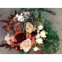 En världsbukett – med blommor från hela världen!