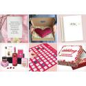 7 fina presenttips till Alla hjärtans dag!
