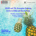 Gentle Reminder: BBQ and Beach Party Friday 22 September 2017