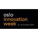 Presseinvitasjon til åpningen av Oslo Innovation Week mandag 12. oktober