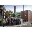 Town centre success impresses Euro visitors