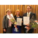 Bröstcancerforskning belönas med Nordiska medicinpriset