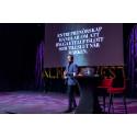 Popdirektören Andreas Carlsson berättade hur man tar sig från idé till succé på Almi Invest Seed Day.