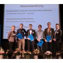 Beste Masterabsolventen der TH Wildau in Ingenieurwissenschaften vom VDI Berlin-Brandenburg geehrt