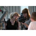 Politik i fokus med unga bakom kameran