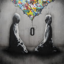 "Alan Walker ""Tired"" - Artwork by Martin Whatson"