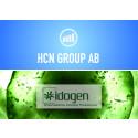 HCN Group AB ökar sitt innehav i Idogen AB