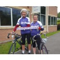 Cycling friends get in gear for stroke