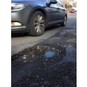 Damage due to potholes tops list of business fleet bugbears