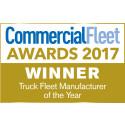 Truck Fleet Manufacturer of the Year