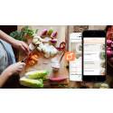 Enkel och nyttig mat varje dag med ny mat-App
