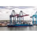 Minskad godshantering i svenska hamnar – men något ökad passagerartrafik