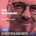 Kaj Stenman | Att vara chef är en gåva