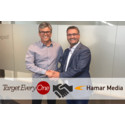 ​TargetEveryOne: Avtal med Hamar Media