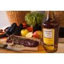 Prova en spännande rådjurgryta med smak av Boulard Calvados Grand Solage