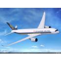 Singapore Airlines gjenopptar non-stop flyvninger til USA med spesialbygd A350.