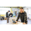 Kungsbacka kombinerar anställning med gymnasieutbildning