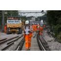 Network Rail thank passengers amid London Bridge rebuild