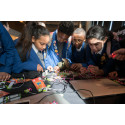 Your Future Your Ambition 2016: Cisco, BP, EDF Energy and P&G create bright futures in STEM