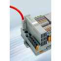 New Bus Coupler for Fast I/O Systems