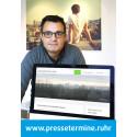 pressetermine.ruhr – Online-Kalender für Unternehmen und Journalisten