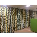 Skanska väljer Rydboholms för tryck och installation av gardiner till huvudkontoret i Stockholm!