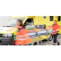 Ny studie: Därför uppstår vårdskador i ambulansen