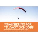 Familj och vänner allt viktigare när småföretagen söker finansiering