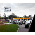 RAC warns of bank holiday traffic as motorists make up for Easter coming early