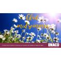 Glad midsommar önskar vi på Enaco!