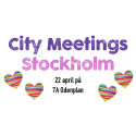 Välkommen till City Meetings fredagen den 22 april
